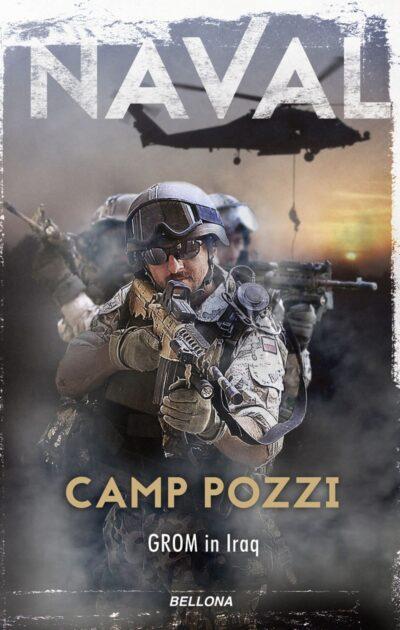 Camp Pozzi. GROM in Iraq