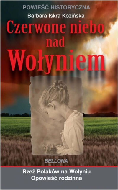 Czerwone niebo nad Wołyniem (e-book)