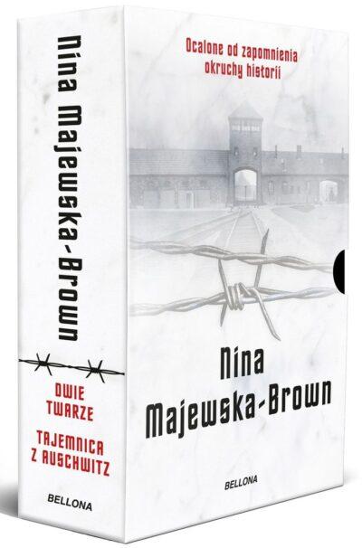 Pakiet: Dwie twarze / Tajemnica z Auschwitz